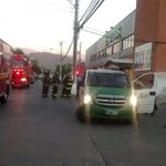 Ahora: fuga de cloro granulado en supermercado Tottus de #Rengo (Foto Pedro Veas Sanfurgo) @reddeemergencia #Chile http://t.co/fIA2fdc3js