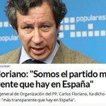 RT @elena66663x: ¿Por qué,el imputado Rato,sigue cobrando 200.000€ deTelefónica? Bajo su mandato,la privatizó #REGENERACION-AvanzadaPP http://t.co/ATkoaw6I8A