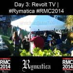Recap: #RMC2014 (REVOLT) Behind The Scenes at the #Fontainebleau in #MiamiBeach. #Rymatica #Miami #Promotion http://t.co/7P00qFaOSg