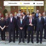 El 75% del Gobierno Aznar está imputado, cobró sobresueldos o duerme en prisión https://t.co/xYsv68Kn10 http://t.co/m8iRmc7YjW