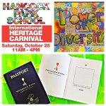International Heritage Carnival @HancockPkSchool on Oct 25th: http://t.co/sTzcD9KfFG #CelebrateDiversity #Music #Art #Food #Games #LAUSD