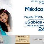 #México ¿Cuántos somos y a dónde vamos? 24 - octubre, 17:30 hrs. Biblioteca Francisco de Burgoa. @GobOax @mosibaji http://t.co/Gl6gDeq4xN