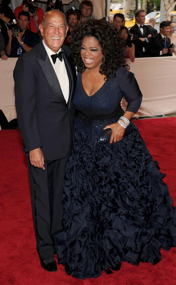 RIP Oscar de la Renta: a look back at his most iconic red carpet gowns.