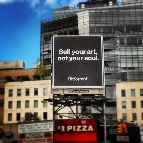 Every artist should be able to sell their work. @MattMason explains:   http://t.co/KpunjoFmIa http://t.co/D5OK5XNNeK