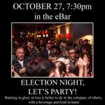 RT @Bookshelfnews: Next Monday, we are having an Election Party @The_eBar 7:30 start. #guelphvotes #uog #guelph http://t.co/bfbiq0EZpP