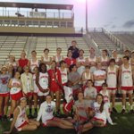 RT @linopaken: South Pointe boys and girls Cross Country teams are the region champs!!! @SPHSstallions @SPiNwired_ http://t.co/Ne6XCqsTfR