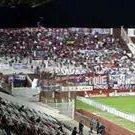 Aproximadamente 3500 hinchas de Cerro Porteño en La Fortaleza - Lanus . En instante juegan Lanus - Cerro Porteño . http://t.co/uxogEalbzb