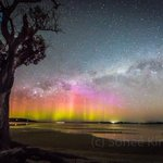 RT @villahowden: Amazing #auroraaustralis Last Night #Tasmania See more in FB Group http://t.co/Cfzn1F9ctk. Copyright Sohee Kim pic. http://t.co/6bsRnSY4GN