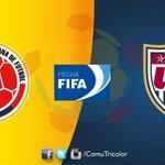 RT @ComuTricolor: OFICIAL: Colombiajugará ante USA en Noviembre. Los detalles en: http://t.co/hLySojKhPO http://t.co/KnaY1mgjW4