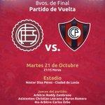 RT @ccp1912oficial: #CopaTOTALSudamericana l ¡Arrancó el partido!!! #VamosCerro!!! @clublanus 0-0 @ccp1912oficial http://t.co/Jm3ruTntMs
