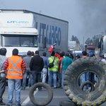 RT @biobio: Camioneros se declaran en estado de alerta y no descartan retomar movilizaciones http://t.co/IgwnWUktMp http://t.co/w21W1c8Yi0
