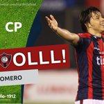 RT @ccp1912oficial: #CopaTOTALSudamericana l Min.1 PT: GooooOOOlll!!!! Oscar Romero #26 anota en el arranque del partido!!! http://t.co/CVWUeaBjiS
