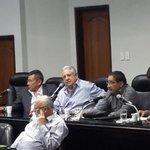 (Pdte #FEF) Ing. Chiriboga pidió lectura del comunicado en donde se le levanta la sanción a @SDQUITO http://t.co/PuAImTAnY4 @LaPrensa_Sport