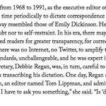 RT @markdubya: Love this Ben Bradlee anecdote from David Remnick: http://t.co/0iReasBPeF http://t.co/GRtmeotLeE ht @mattzollerseitz