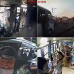Conductor cede su asiento a mujer con bebé tras nula reacción de pasajeros. http://t.co/Rf5dVlIrDd http://t.co/DbbeXvEkwc