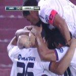 RÁPIDO Y FURIOSO. Óscar Romero puso 1-0 a #Cerro sobre #Lanús a los 53´´ del PT. El gol, acá: http://t.co/BhWPs1N25x http://t.co/xsdmK2odZY