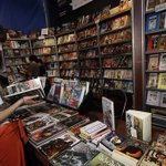 RT @24HorasTVN: Esta es la programación de la Feria Internacional del Libro de Santiago → http://t.co/pEaFrS7gB0 #FILSA2014 http://t.co/rJWXrrQp1p
