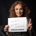 12 reasons we should all strive to be like Diane von Furstenberg: http://t.co/XW4Lg38rPh