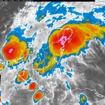 RT @conagua_clima: Se observan zonas de tormentas con actividad en eléctrica en Tabasco, Campeche, Yucatán y Quintana Roo. http://t.co/fjqDvmmptF
