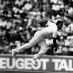 #OnThisDay in 1984 - Maco the Magnificent destroys India. He spanks 92, then clocks 8-5-9-4. http://t.co/JdEUqFhTSO