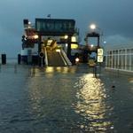 Hoog water op #vlieland! #storm http://t.co/NXRDDyT6lP