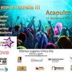 #TuEresLaEstrella 12 Noviembre @LOVE_Acapulco #Acapulco Tú eres el talento que falta !!! http://t.co/eYLDJcUb1x