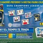 .@ELTIEMPO presenta en exclusiva el álbum de la Champions 2014-2015 http://t.co/fmmyxrM1wl http://t.co/pi2B3uuP4j