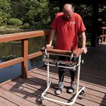 Paralysed man walks again after breakthrough treatment http://t.co/oIbhEhMmMe