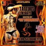 #Atl #Atlanta @r3atlanta @riejunio @djdonnjuan #softskinondeck #tatoos #tuesdays #tonight powered by @kamals21atl http://t.co/SdYhOQhHze