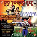 ????its COMIN!!!!! @DCYOUNGFLY Tour!! J U R A S S I C‼️#GramFam #LaTech ???????????????????????????????????????????????? 10.31/11.1.14 EPIC! #MOVIE???? http://t.co/UKoQTwfe0M