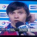 """Oscar Romero #CerroPorteño """"El objetivo nuestro es levantar esta Copa que tanto anhelamos #LaFigura http://t.co/7v9yr7Ks8X"""