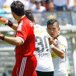 "Felipe Flores responde a Johnny Herrera: ""El partido ya terminó, ya pasó"" http://t.co/I5RgtyDXKl http://t.co/NNbzOIUYfg"