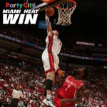 RT @MiamiHEAT: #HEATwin! Your @MiamiHEAT defeat the Houston Rockets 90-85 for their 3rd consecutive preseason victory! http://t.co/h0vBf3EItv