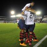 RT @ecuavisa: Cerro Porteño elimina a Lanús, último campeón de la Copa Sudamericana (foto: EFE) http://t.co/4PwDC9XyVl http://t.co/8op6y2nxBJ