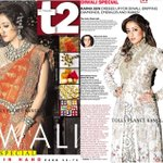 RT @Tolly_Planet: .@raimasen dress up for diwali,dripping diamonds, emeralds and rules! RT