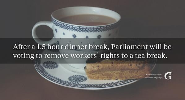To @WoodhouseMP: workers' rights matter. To have a chance of maintaining yr working condns under Nats, join a union. http://t.co/AxNVAzSKLl