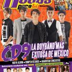 Los chicos en la portada de la revista Notas Para Ti ¿Ya tienen su revista? si no...¡Corran a comprarla! 😍  https://t.co/jR3vpiqzxV