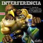 RT @record_mexico: Interferencia, el #livecartoon de @ExplosionSandia del triunfo del América en Concachampions http://t.co/IBpvHvR6FG http://t.co/kk7Uis4ycq