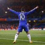 RT @CFCIndo: Our number 10, Eden Hazard! #CFC http://t.co/BbRi7Em2dZ