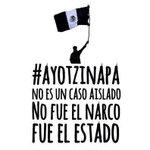 ¡No más terrorismo de estado! #VivosLos43YA #EPNBringThemBack #RegresalosEPN http://t.co/PQdw9YXoXN