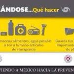 RT @InfoMedia_mx: Recomendaciones ante la presencia de un Ciclón Tropical #Campeche #DepresionTropical9 @ferortegab http://t.co/oW7SYkwh3b