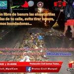 No tirar basura en la calle, bastara para que nuestra laguna y ciudad estuviera limpia @ferortegab @Procambcamp http://t.co/tgouw5hnan