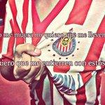 RT @mariituqii: #NoMeConformo les juro toooodo el amor que les tengo pero me voy con mucho dolor a dormir...... @Chivas aún #CreoEnTi http://t.co/qCQMuNjnt3
