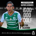 """@ClubSantos: Gol de #NéstorCalderón! -0 @Chivas #CopaMX #GuerreroNoCualquiera http://t.co/injQQBhIhE"" #TerrazaRockSport $450/boleto #TSM RT"