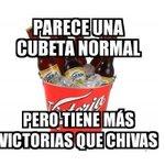 ¡Qué vergüenza! #Chivas pierde 5-0 ¿Y ahora quién es el culpable? http://t.co/cvzc3TV6bj