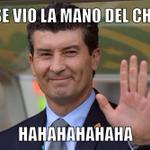 RT @PatoMorton: @SancadillaNorte ya se vio la mano del Chepo en el Rebañojojojojo http://t.co/rcHXeWIhGk