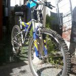 Amigos @DonDateador vendo bicicleta oxford aro 26, excelente estado, deteriorada solo x uso $55 luquitas RT xfa ;) http://t.co/YfNKEbBCXs