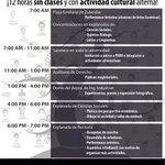 Los estudiantes de la Unison se unen al paro nacional por Ayotzinapa @jenarovillamil @julioastillero @JohnMAckerman http://t.co/H1w9uadXrn