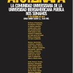 Hoy, a las 11, en la Ibero Puebla Jornada de Acción Global por Ayotzinapa. #LosQueremosVivos http://t.co/lyKxgS5T7I