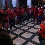 Persiapan menuju Std. Wijaya Kusuma Cilacap. #PesutEtamDay http://t.co/XboSGr2doG